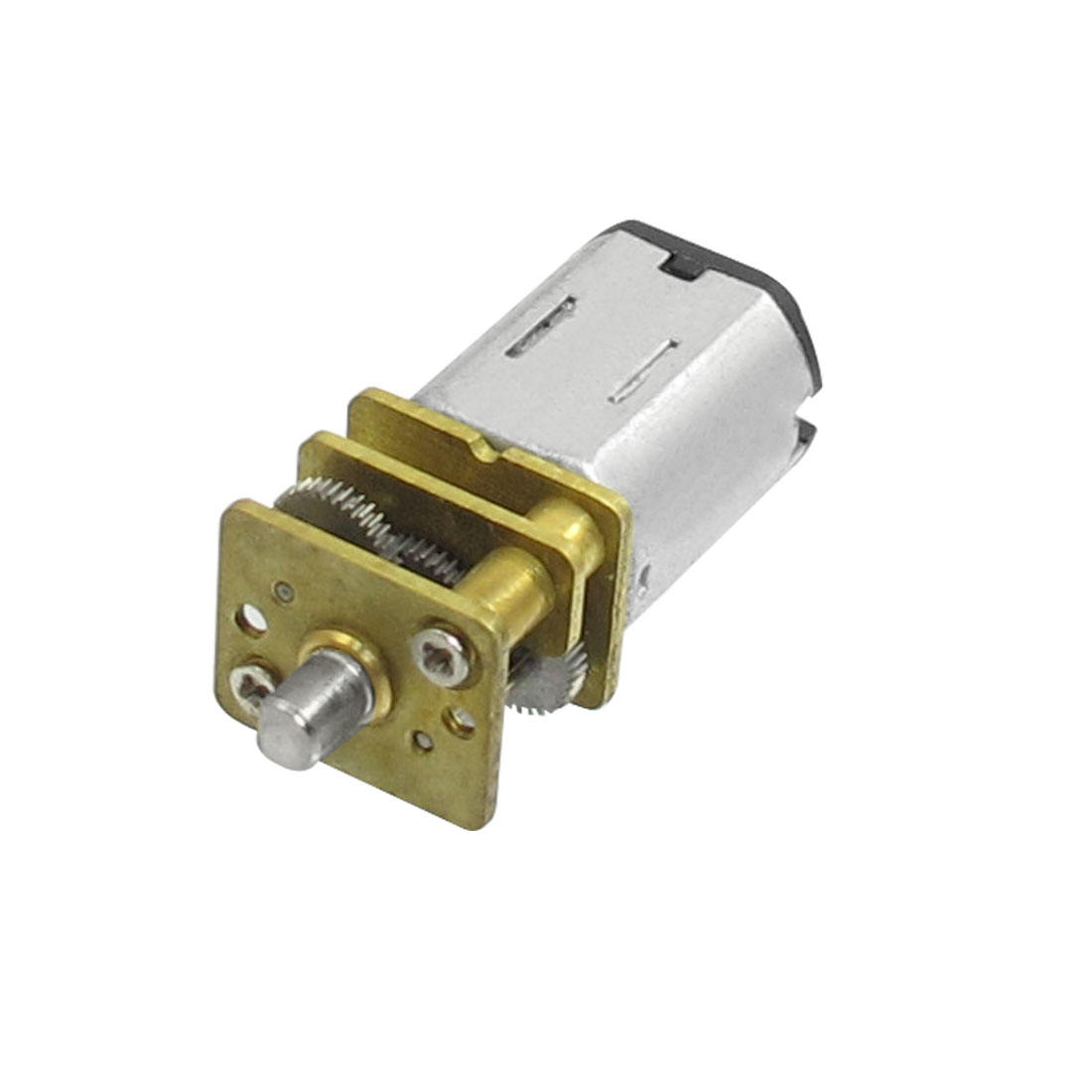6VDC 40RPM Connector Electric Magnetic Micro Geared Motor