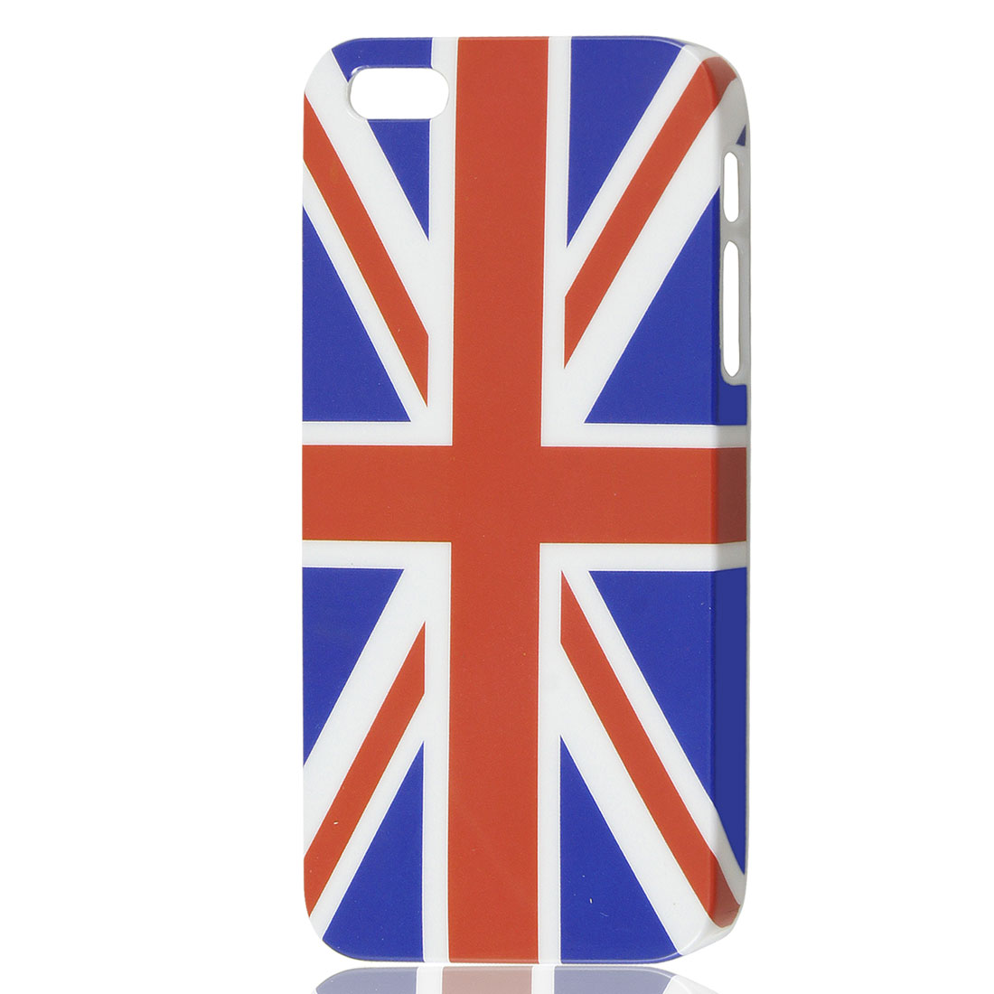 UK United Kingdom British Flag Pattern Hard Plastic Case Cover for iPhone 5 5G