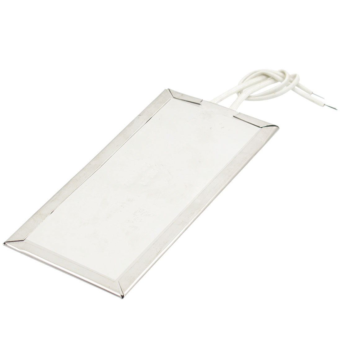 Nylon Coated Wires Stainless Steel Heating Board 220V 480W 200mm x 80mm