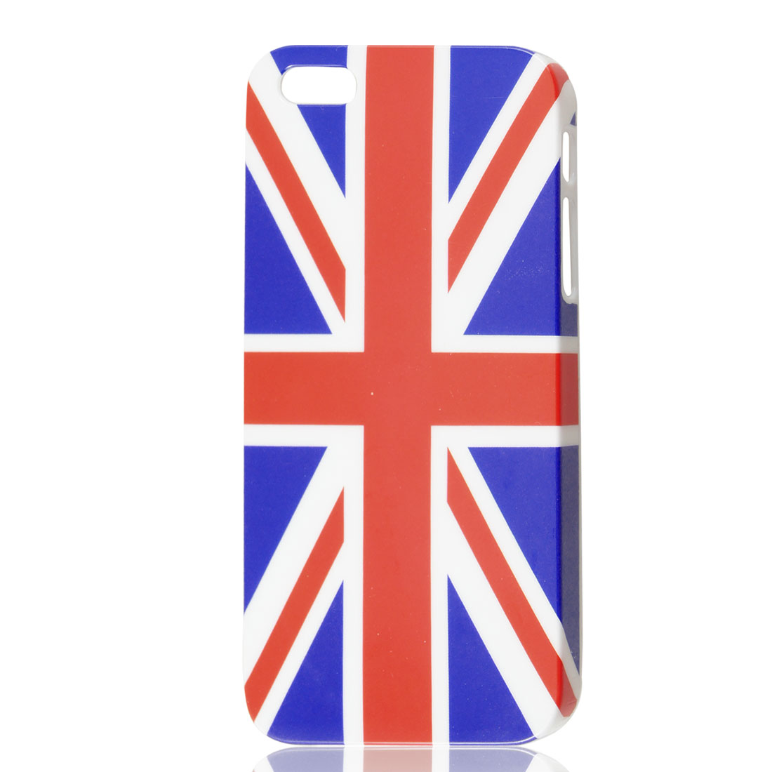 UK British Flag IMD Hard Back Case Cover Skin for Apple iPhone 5 5G