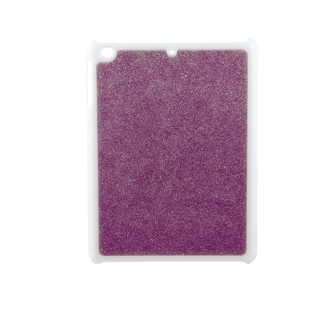 Glitter Bling Coated Fuchsia Hard Back Case Cover for iPad Mini