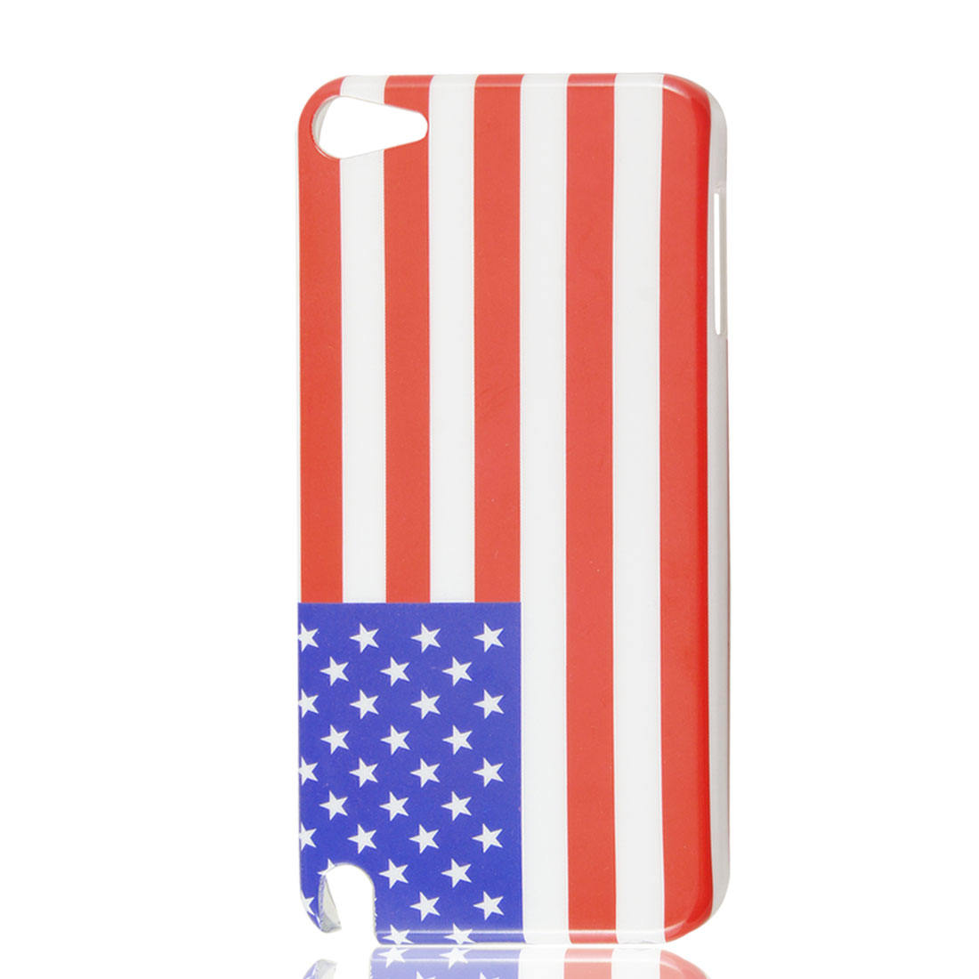 United States USA US Flag IMD Hard Back Case Cover for iPod Touch 5 5G 5th