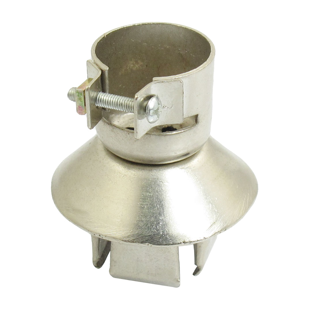 Silver Tone 1135 QFP Nozzle 14mm x 14mm for Hot Air Soldering Station