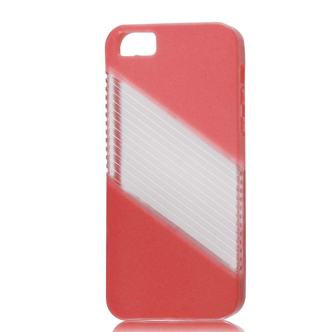 Red Soft Case Skin Cover Shell for Apple iPhone 5 5G