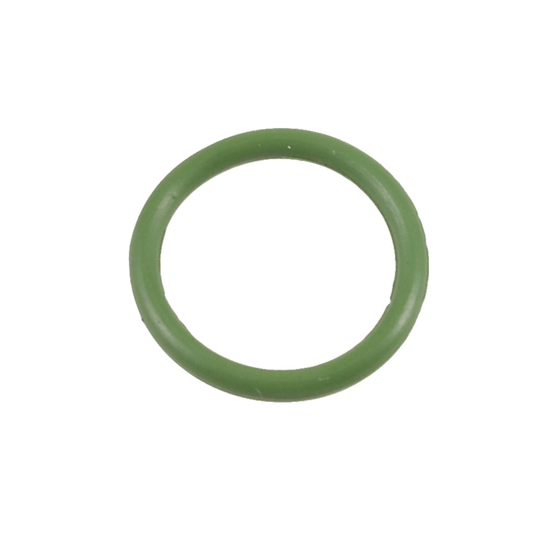 20mm x 15 x 2mm Fluorine Rubber O Ring Oil Seals Grommets Green