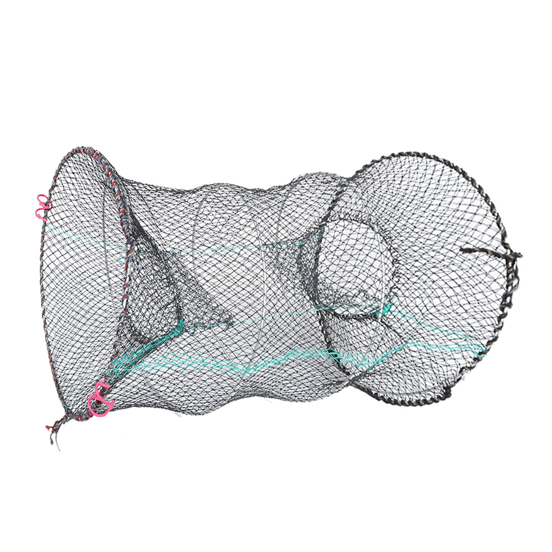 "24.2"" Tall Lobster Crawfish Shrimp Cast Fishing Keep Net Cage"