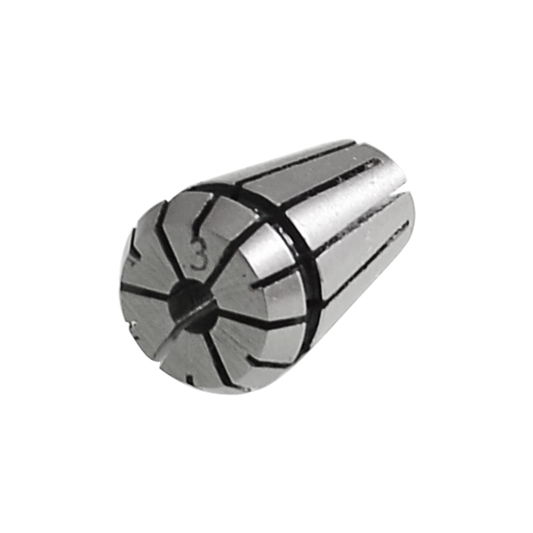 "Drilling Machine Stainless Steel 3mm 3/25"" ER11 Spring Collet Chuck"