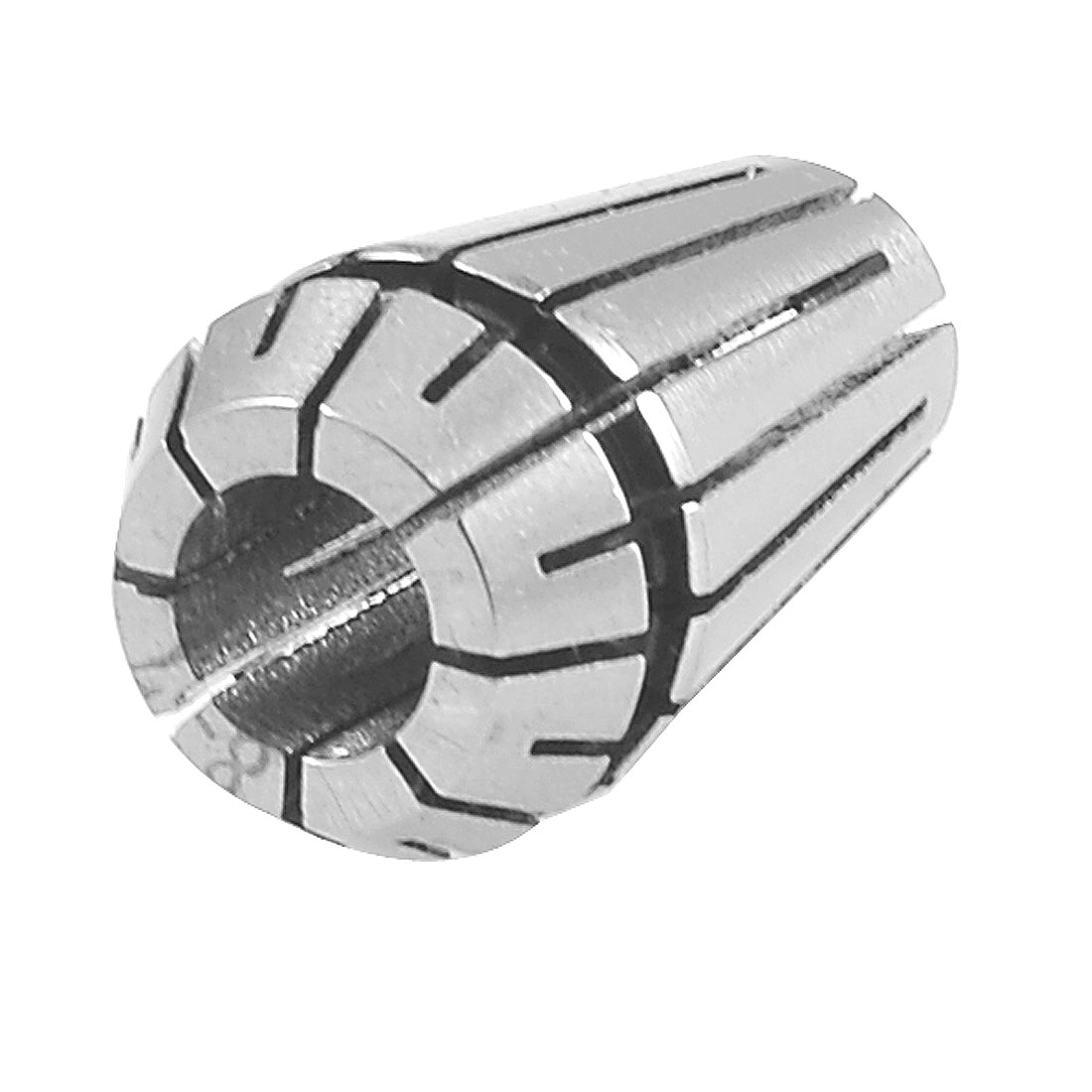 Stainless Steel 8mm-7mm Clamping Range ER16 Spring Collet Chuck