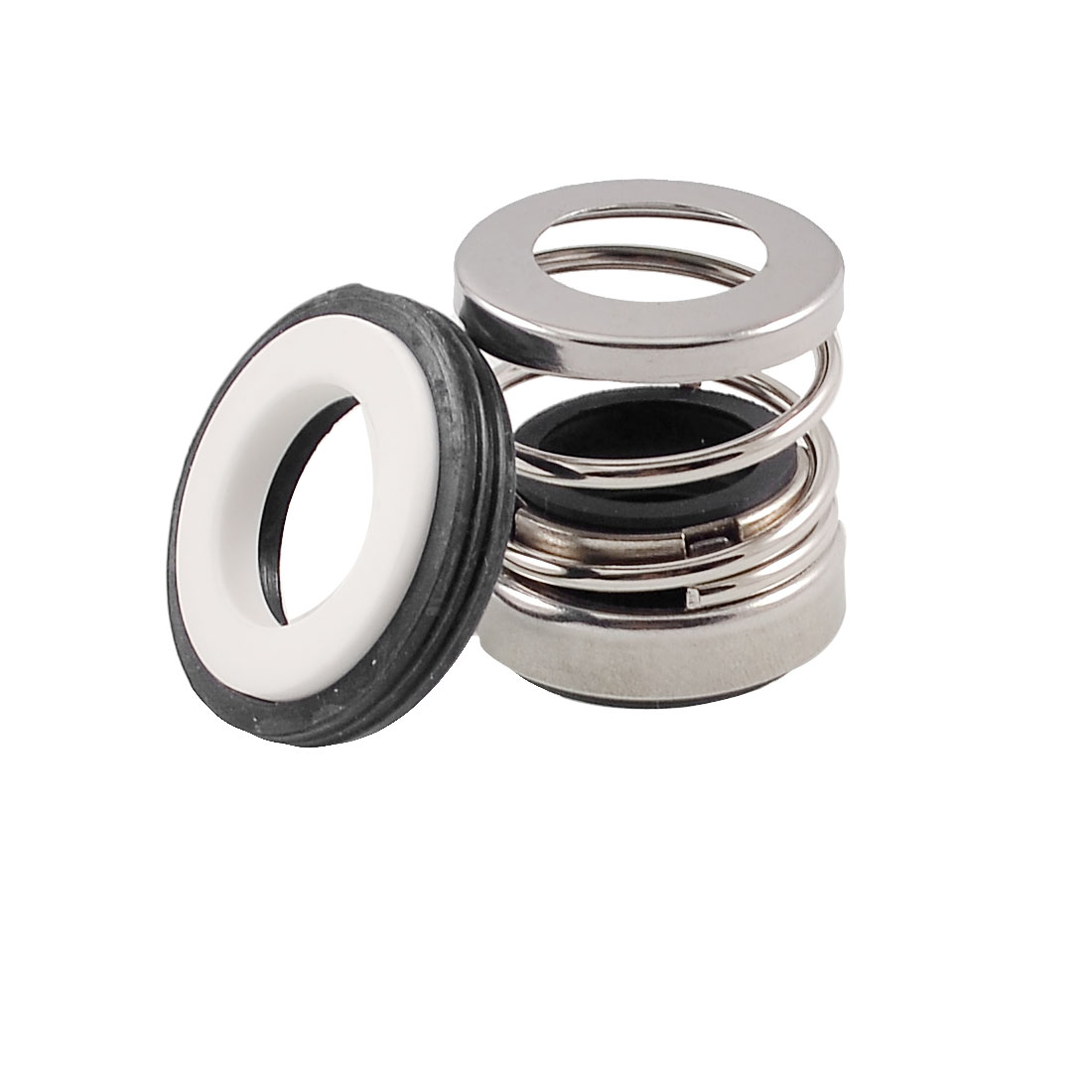 16mm Inner Dia Single Coiled Spring Water Mechanical Seal BIA-16
