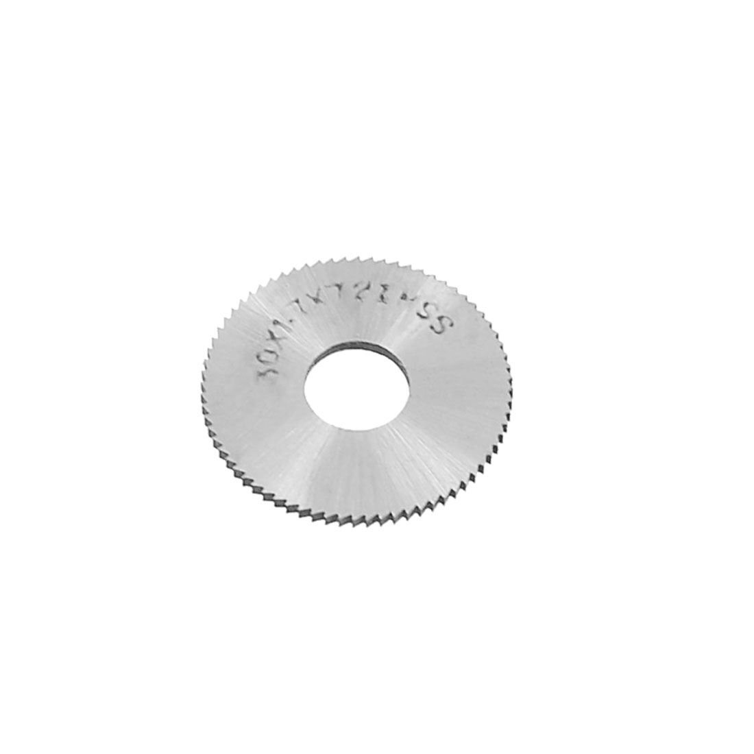 Toothed HSS 10mm Hole Dia 30mm x 1.7mm 72T Slitting Saw