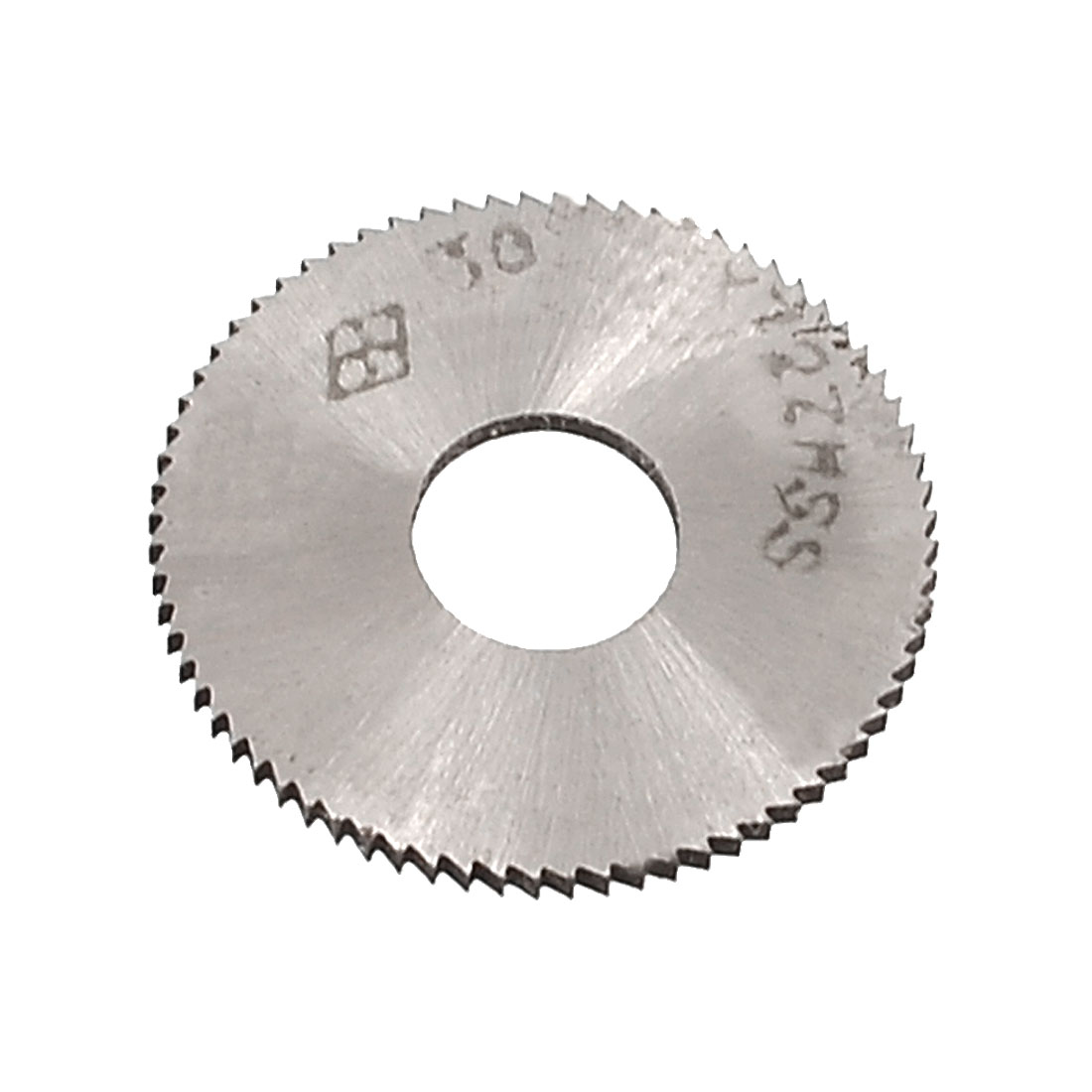 HSS 30mm OD 1.6mm Thickness Circle 72T Slitting Saw