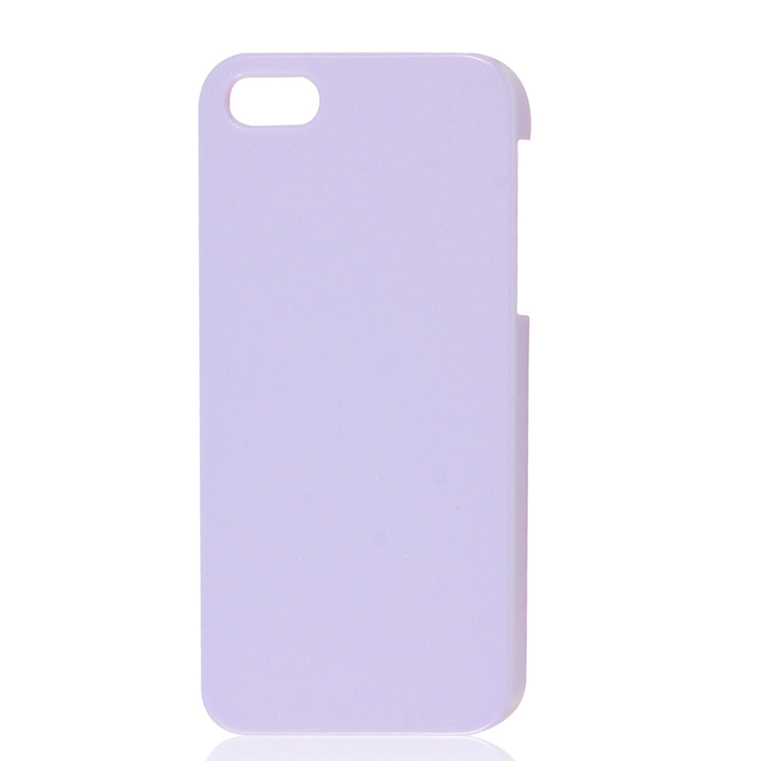 Light Purple Hard Back Case Cover Skin for Apple iPhone 5 5G