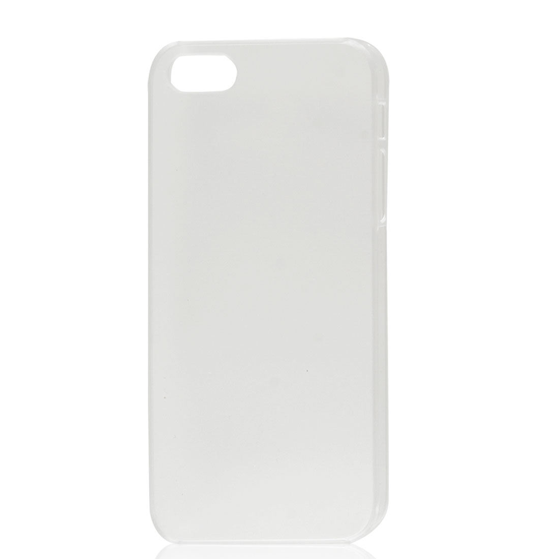 Slim Clear Back Case Protective Cover Skin for Apple iPhone 5 5G