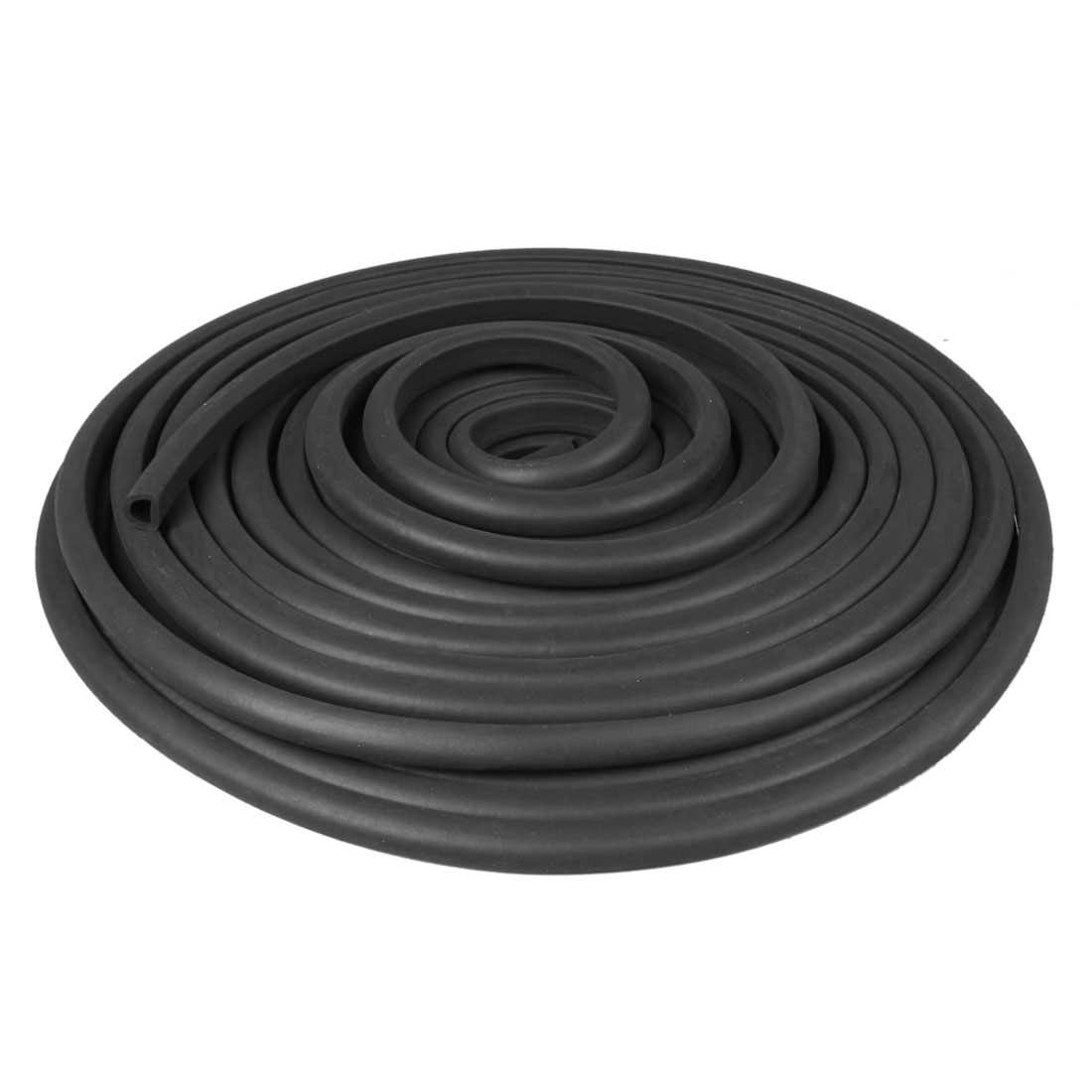 Black Rubber Car Sealed Strip Line 14.5M x 12mm x 12mm