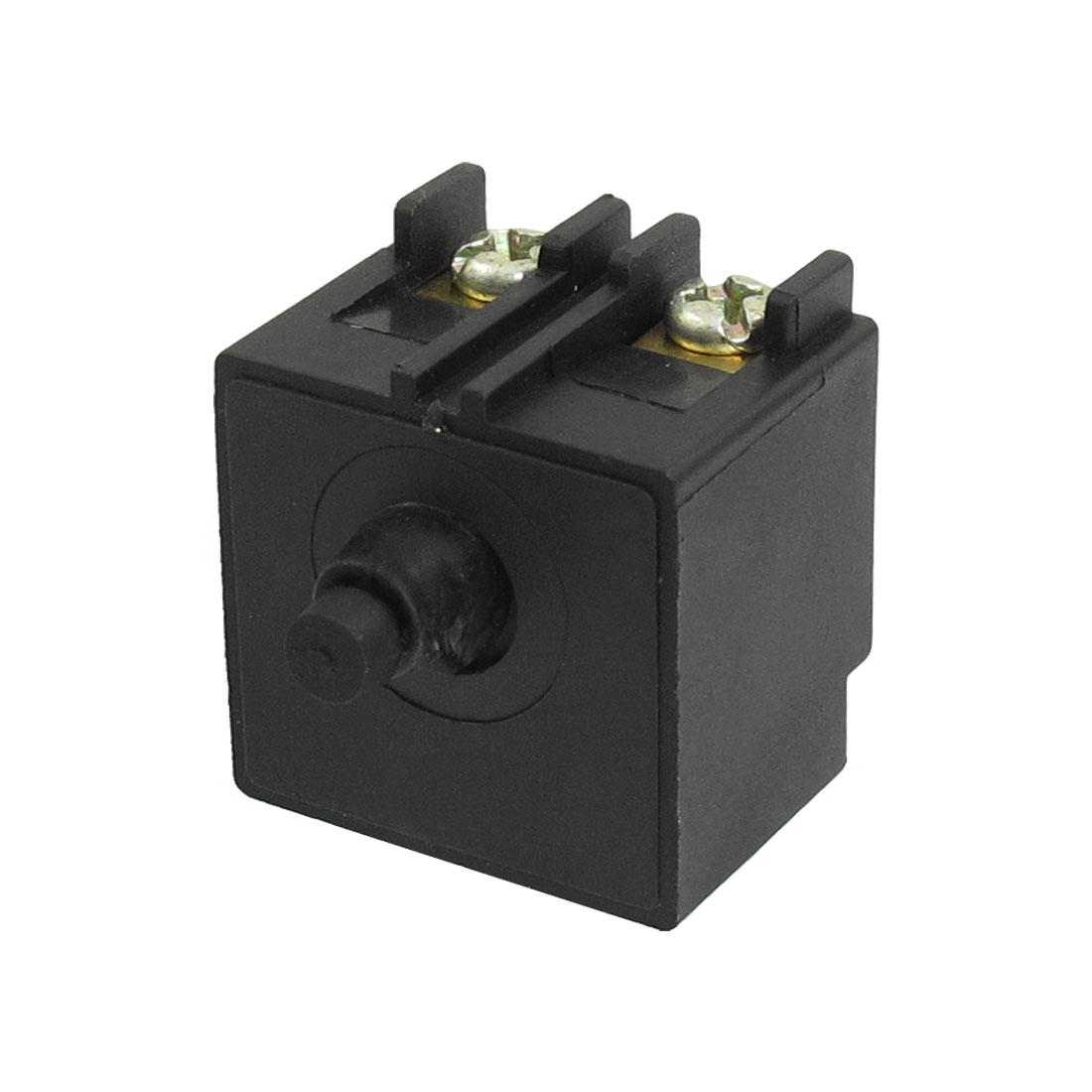 AC 250V 4A DPST NO Momentary Trigger Switch for Makite 9556NB Angle Grinder