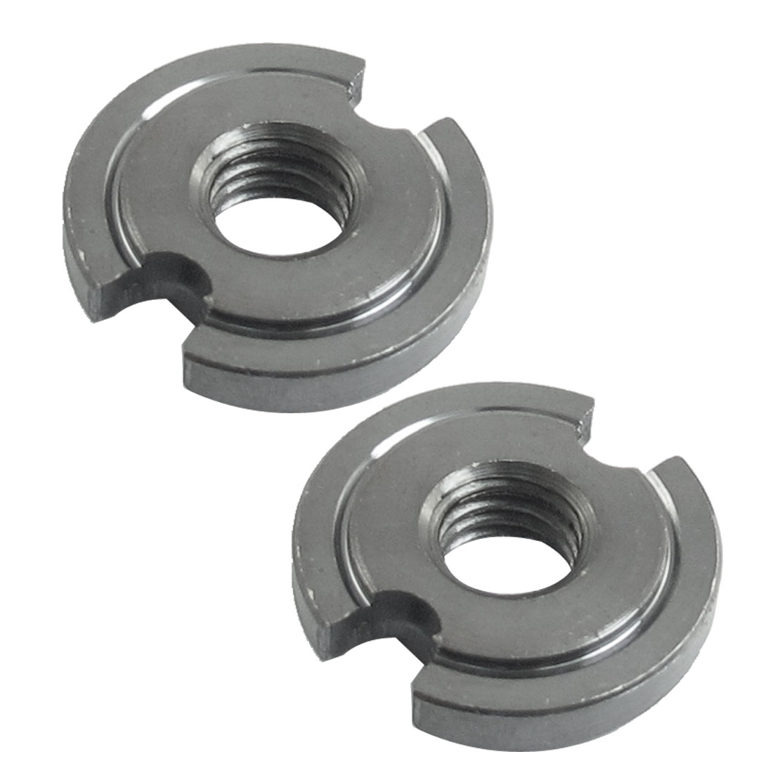 2 Pcs Replacement Angle Grinder Part Inner Outer Flange for Dewalt 100 DW803