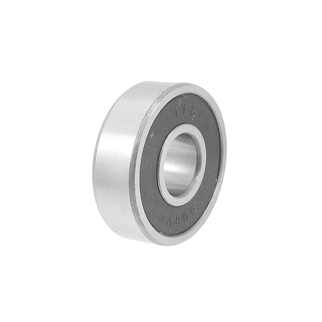 Rubber Sealed 8mm x 22mm x 7mm Deep Groove Ball Bearing for Angle Grinder 608