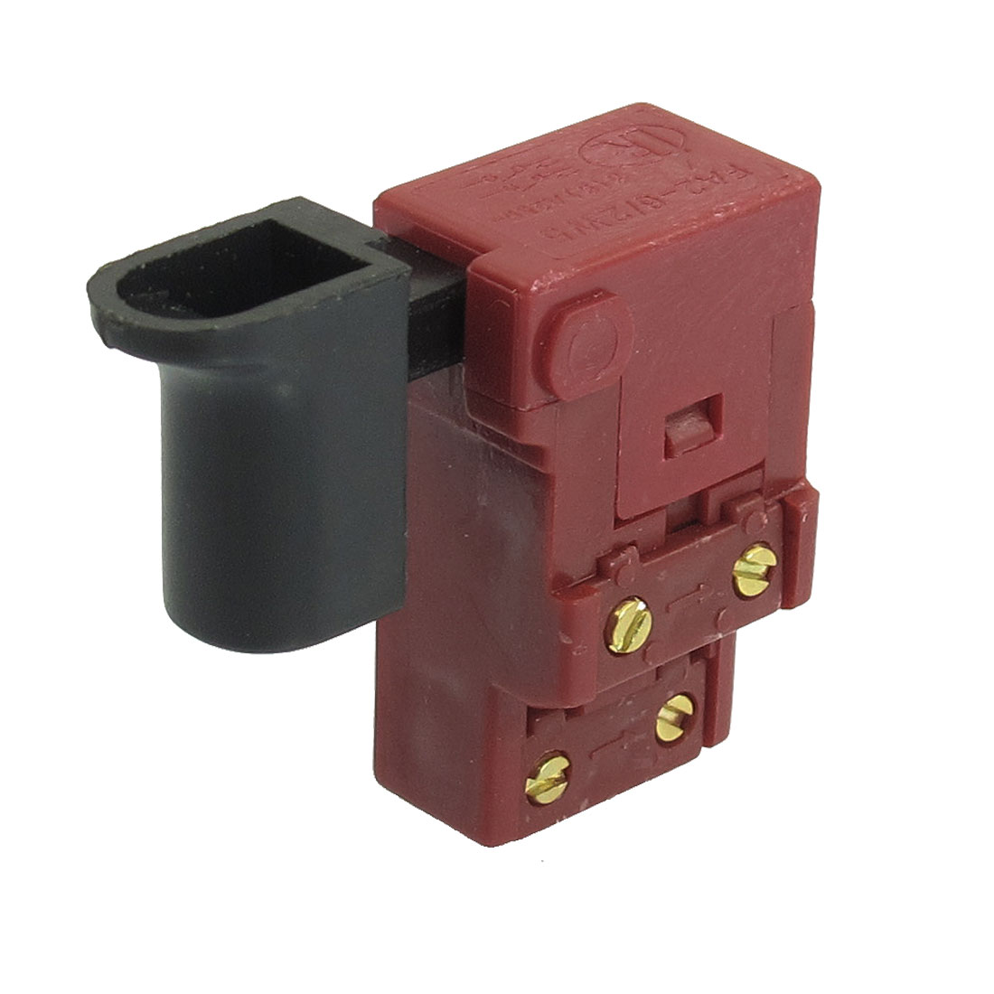 AC 250V 6A DPST Non Lock Trigger Switch for Dragon Electric Hammer