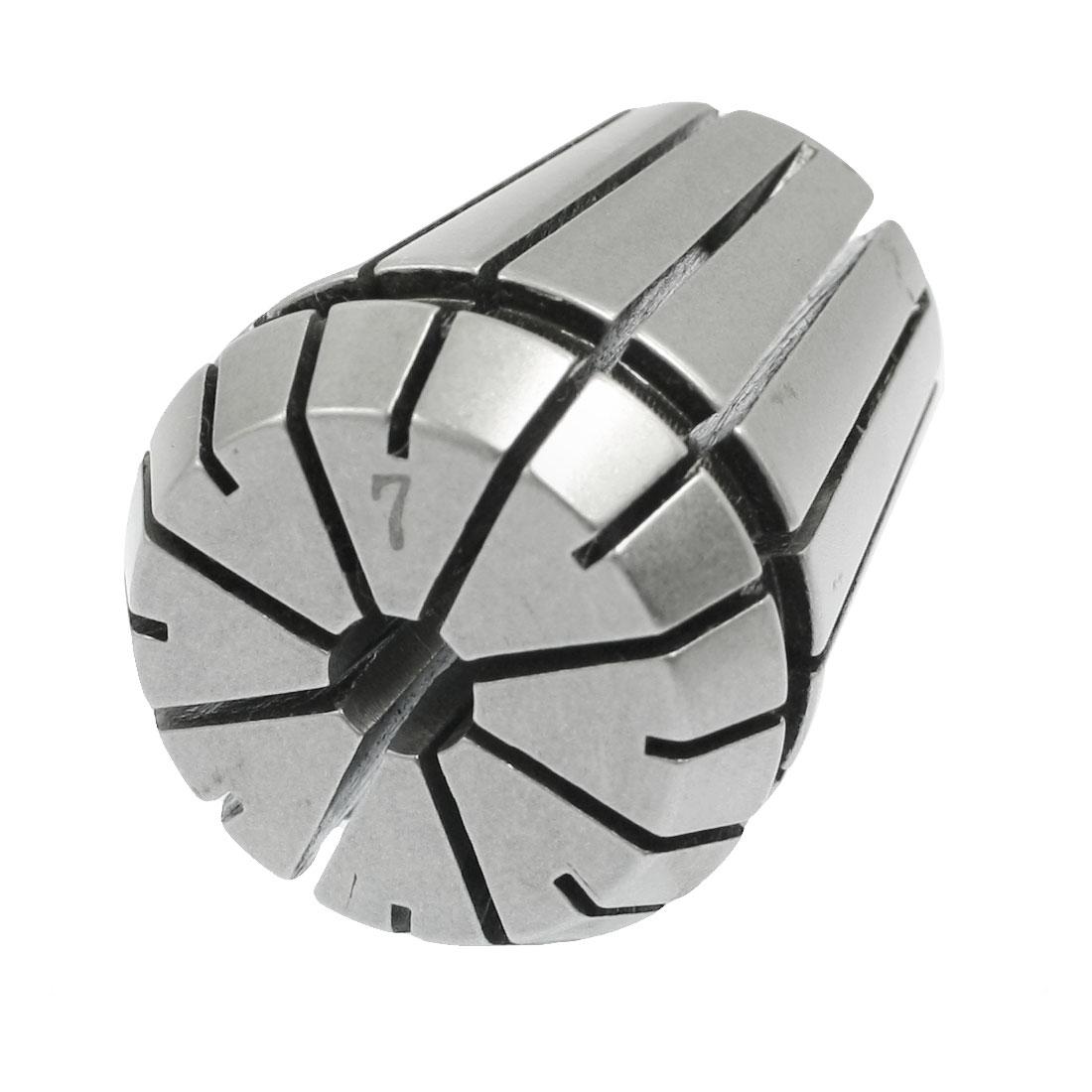 """7mm 3/11"""" ER-32 Round Spring Collet Milling Lathe"""