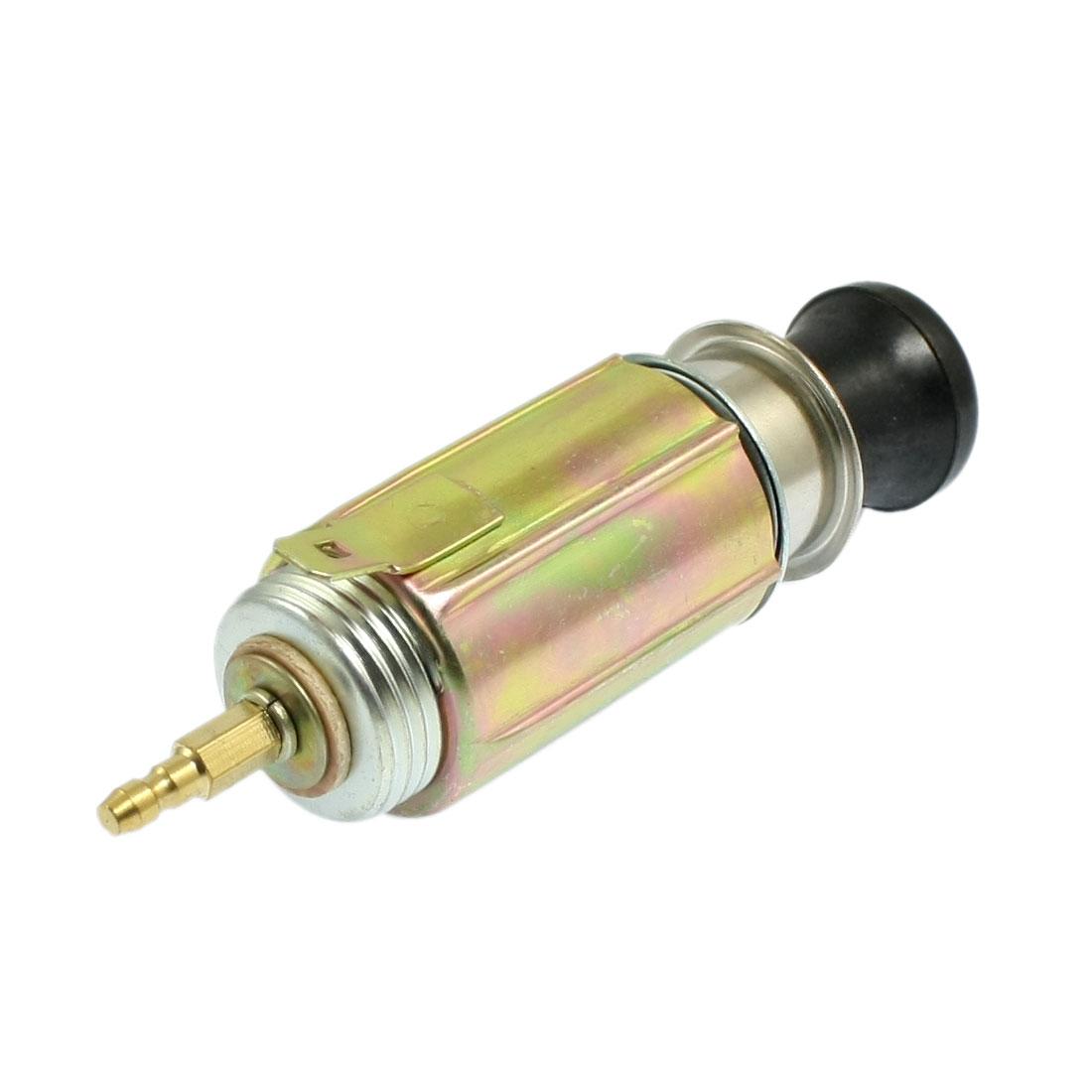 Portable Auto Car Wire Lead Cigarette Lighter Plug DC 12V