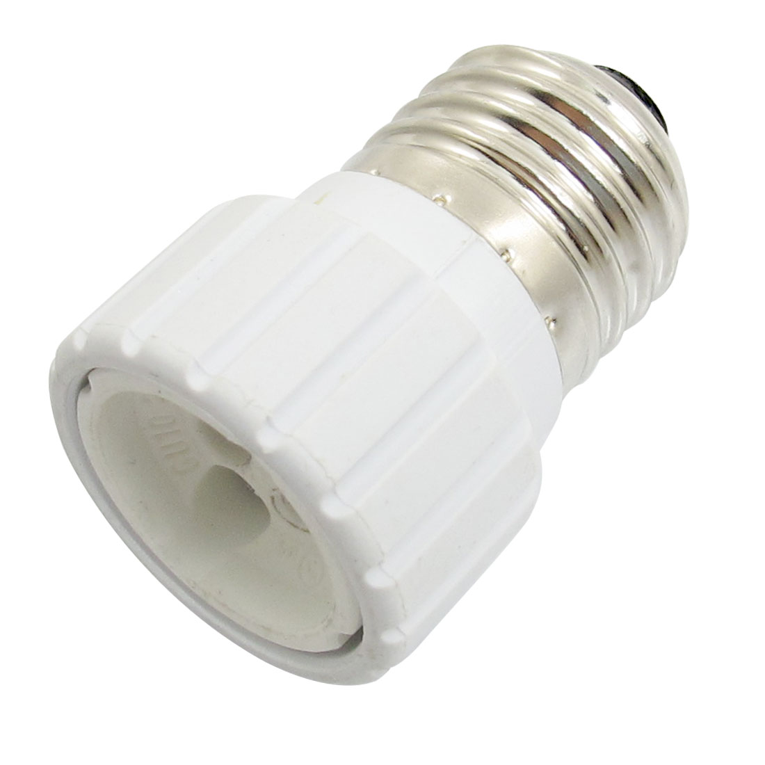 E27 to GU10 Base LED Light Lamp Bulb Adapter Socket Converter