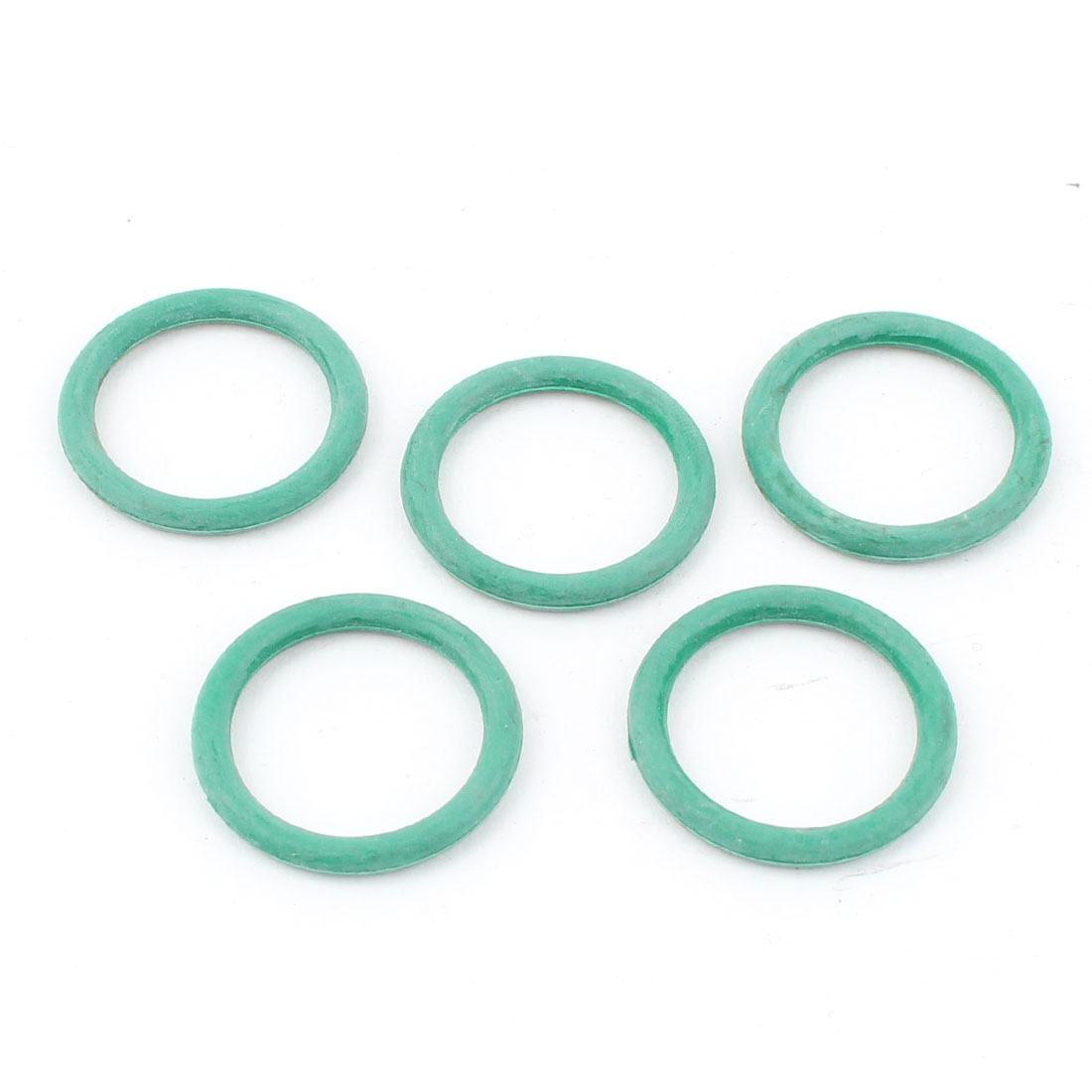 5 Pcs Rubber O Ring Oil Seal Gaskets Green for Makita HM0810 Electric Pick Gun