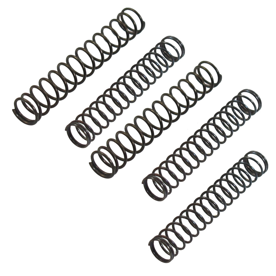 5 Pcs Electric Tool Coil Spring 29mmx5mm for Bosch GWS6-100 Angle Grinder