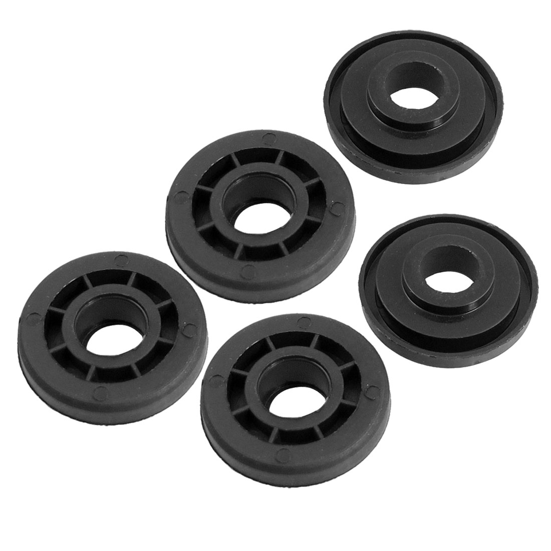 5 Pcs Repair Parts Plastic Bearing Pad for Bosch GWS6/8-100/125 Angle Grinder