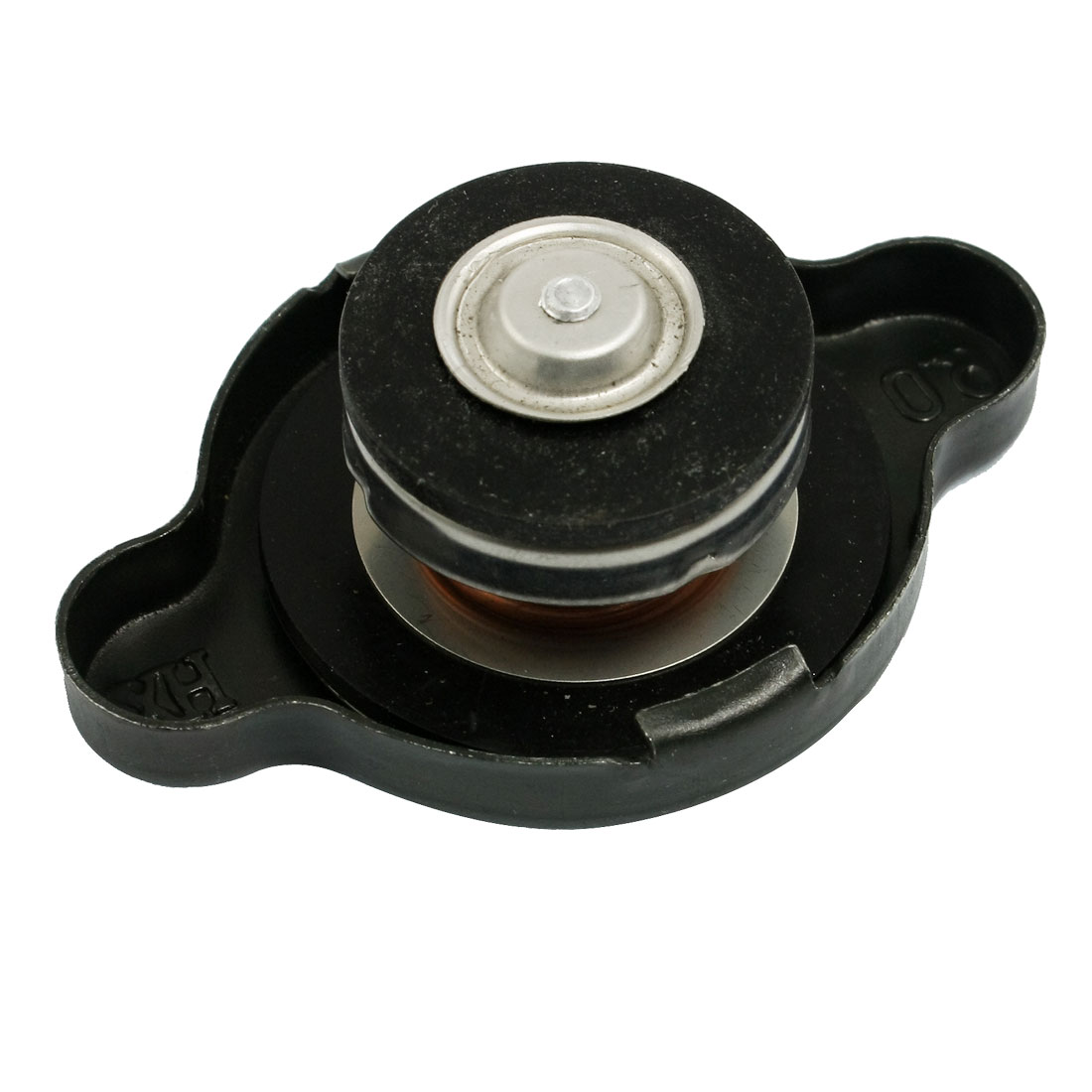 Car Parts Rubber Seal Gasket Spring Action Pressure Radiator Filler Cap Lid