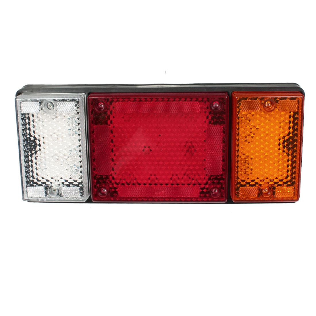 Tri Colors 49 LED Trailer Truck Turn Rear Tail Light Combo Lamp internal