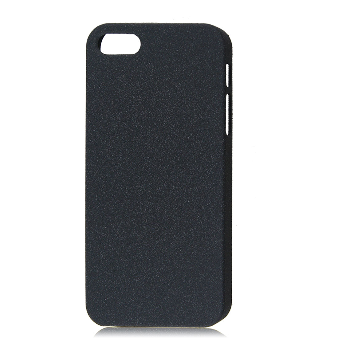 Hard Back Case Protective Cover Black for iPhone 5 5G 5th