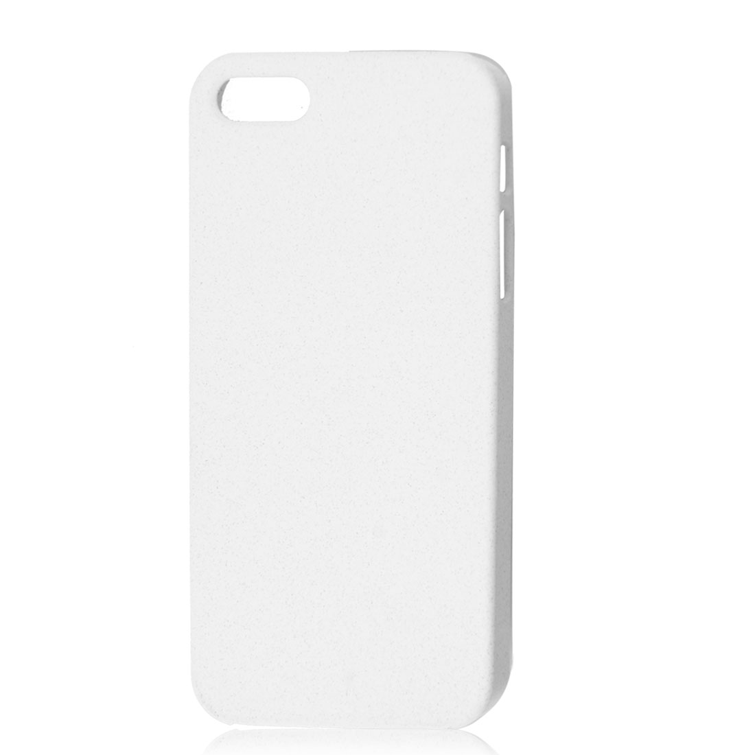 White Hard Back Case Cover Protector for iPhone 5 5G 5th Gen