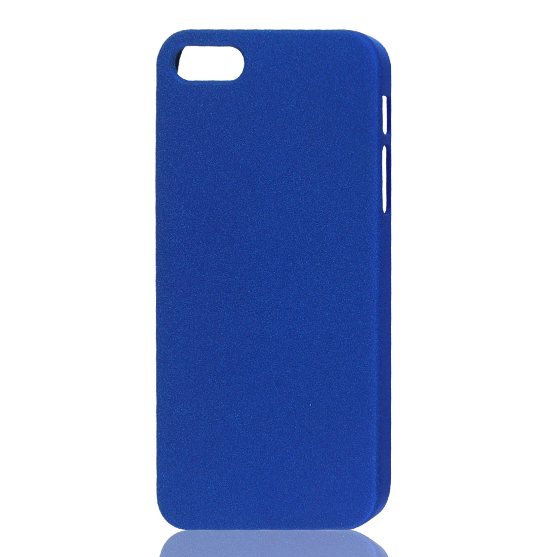 Blue Hard Back Case Cover Protector for Apple iPhone 5 5G 5th Gen