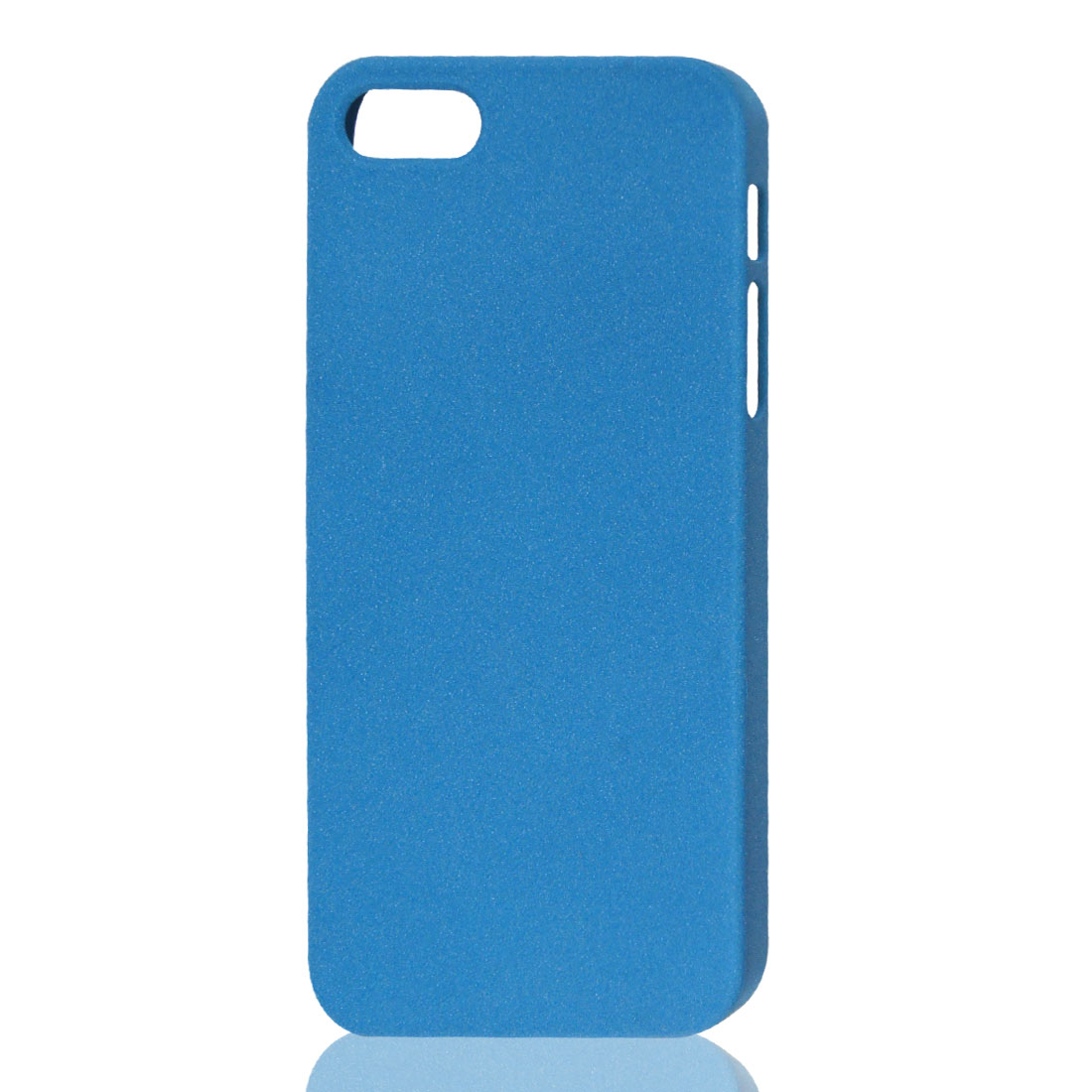 Hard Back Case Protective Cover Teal Blue for iPhone 5 5G 5th