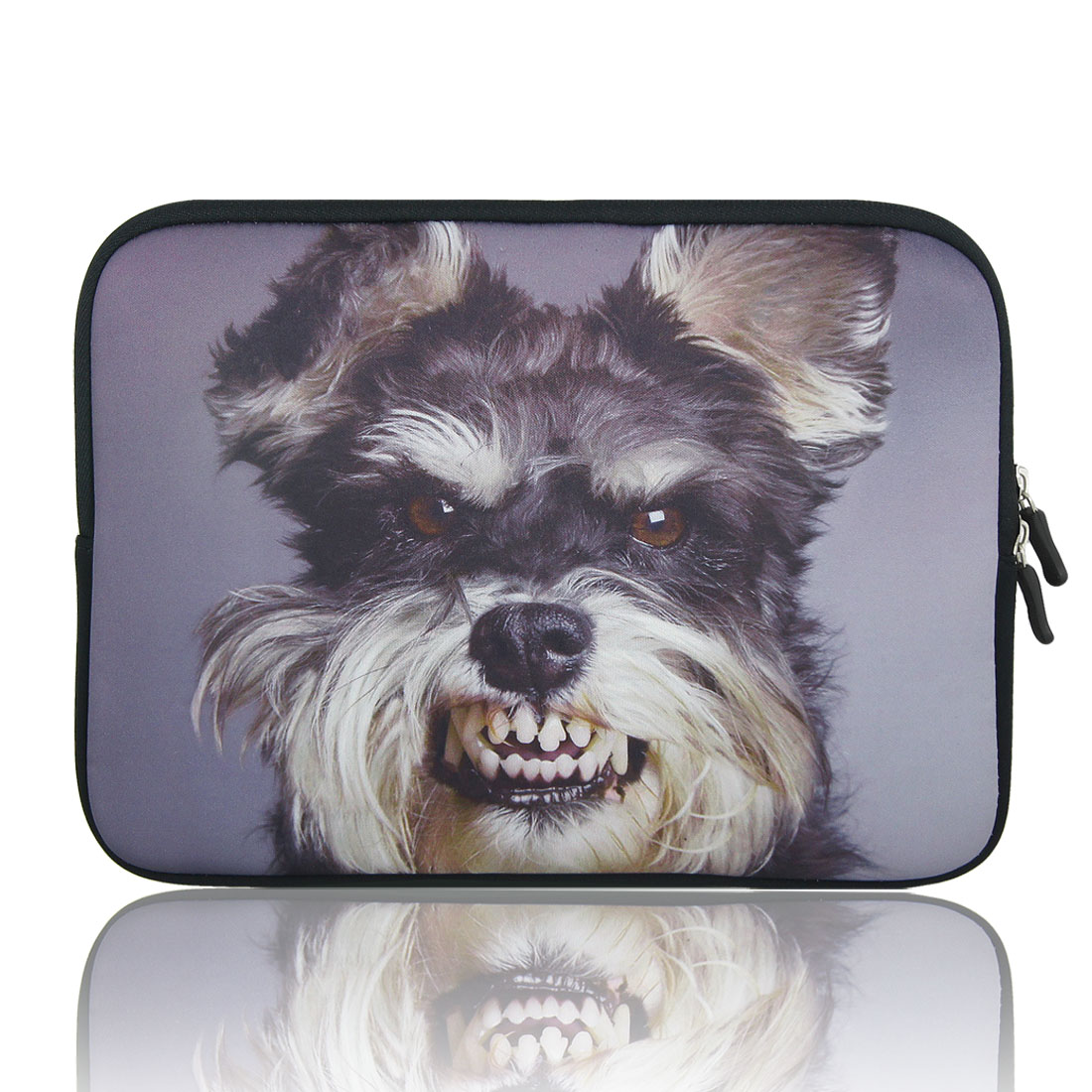 "Dog Print 10"" 10.1"" 10.2"" Neoprene Notebook Laptop Sleeve Bag Case for Asus"