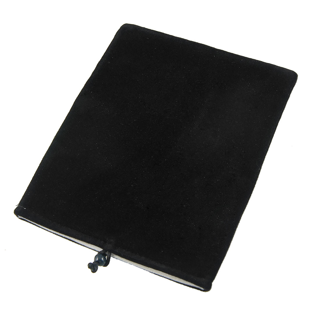 "Black Velvet Protect Pouch Bag Cover Sleeve Case for 7"" Ebook Reader Tablet"