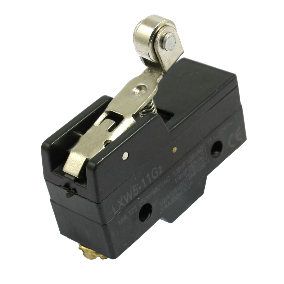 LXW5-11G2 1NO 1NC SPDT Momentary Long Roller Hinge Lever Arm Micro Switch