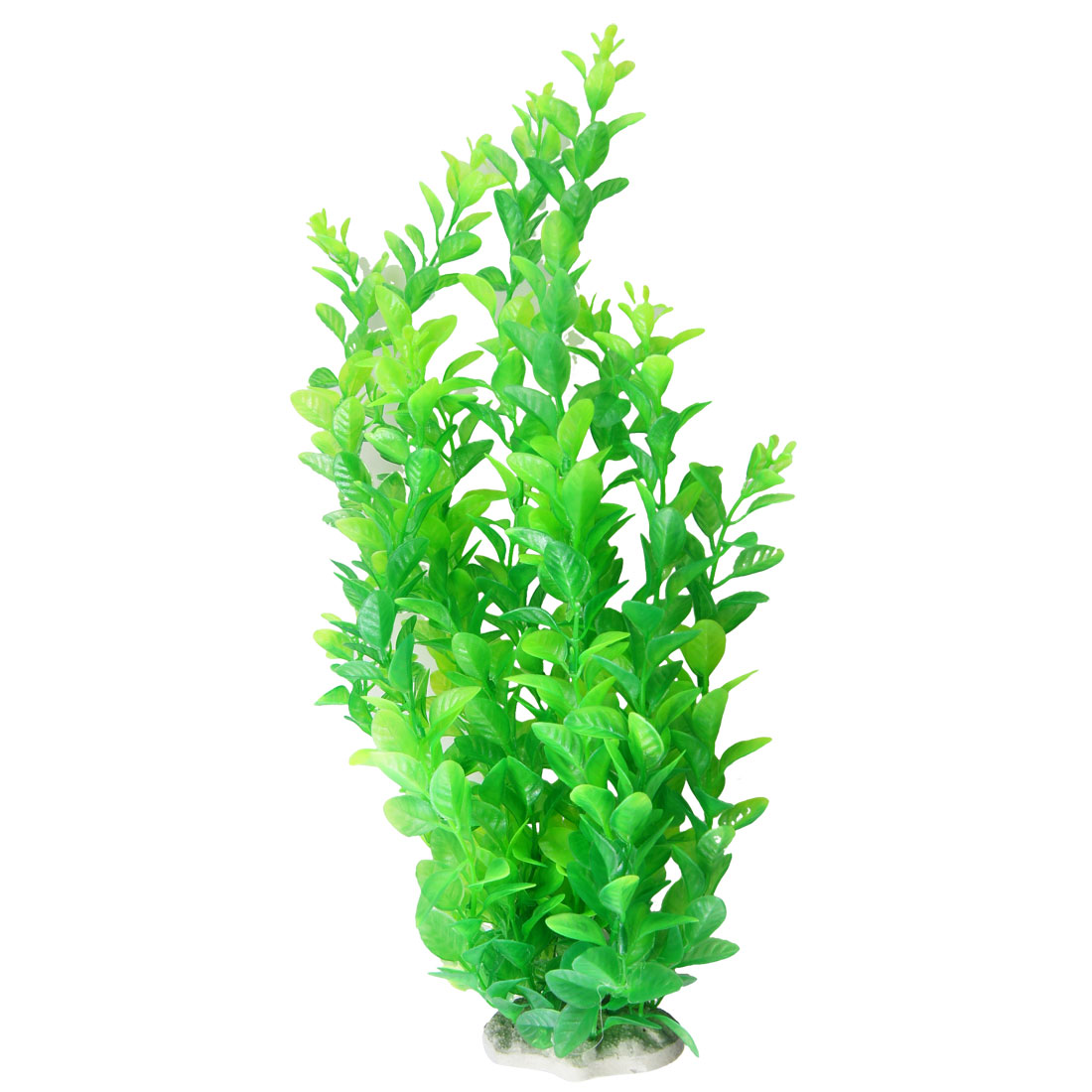 "13.8"" Long Green Aquarium Aquascaping Simulation Plastic Decorative Float Grass"