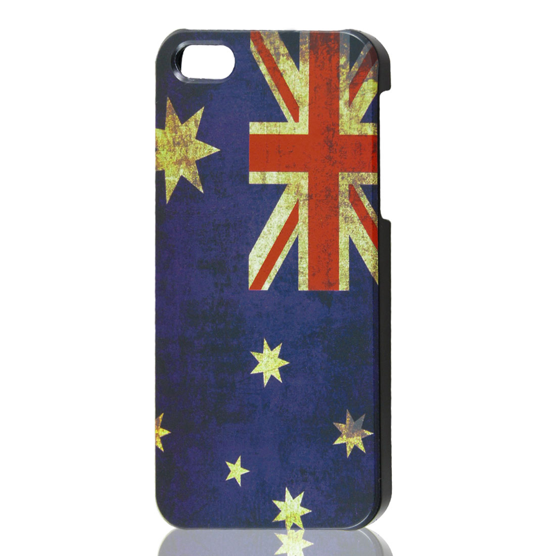 Retro Style Australia National Flag Hard Case Back Cover Protector for iPhone 5G