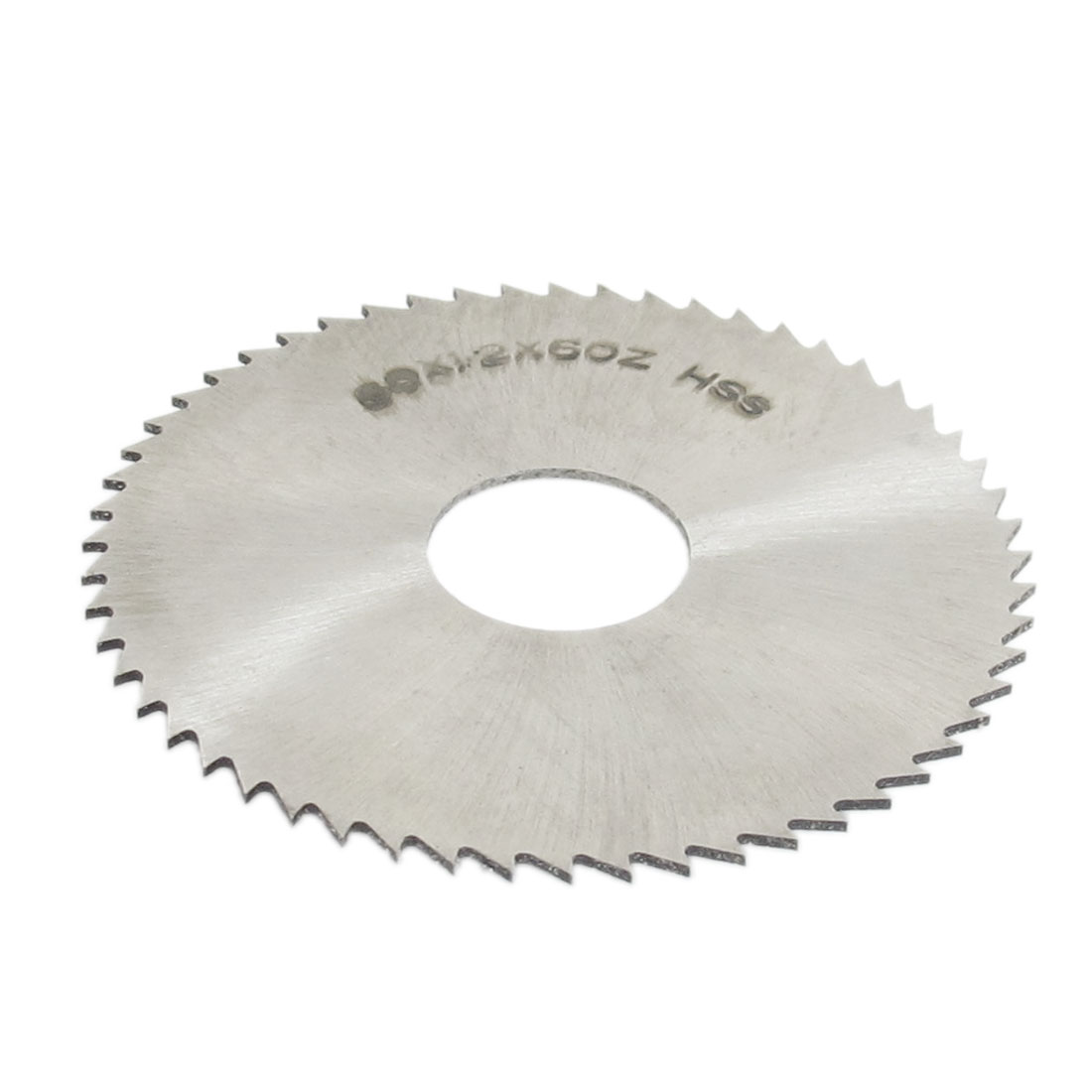 22mm Arbor Hole Dia 1.2mm Thick 60 Teeth HSS Circular Slotting Saw