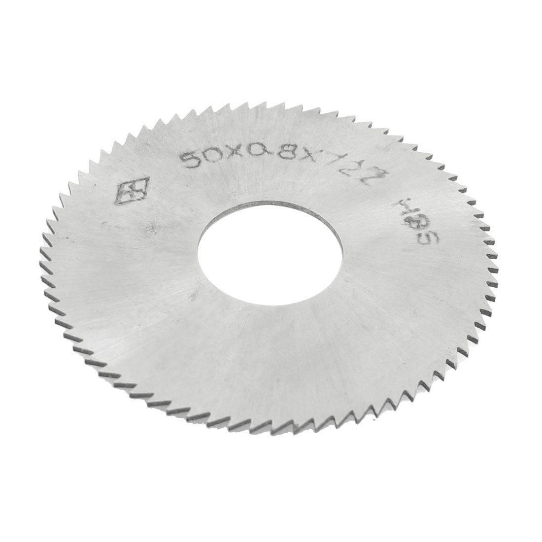 Hand Tool 50mm x 16mm x 0.8mm 72 Peg Teeth HSS Slitting Saw
