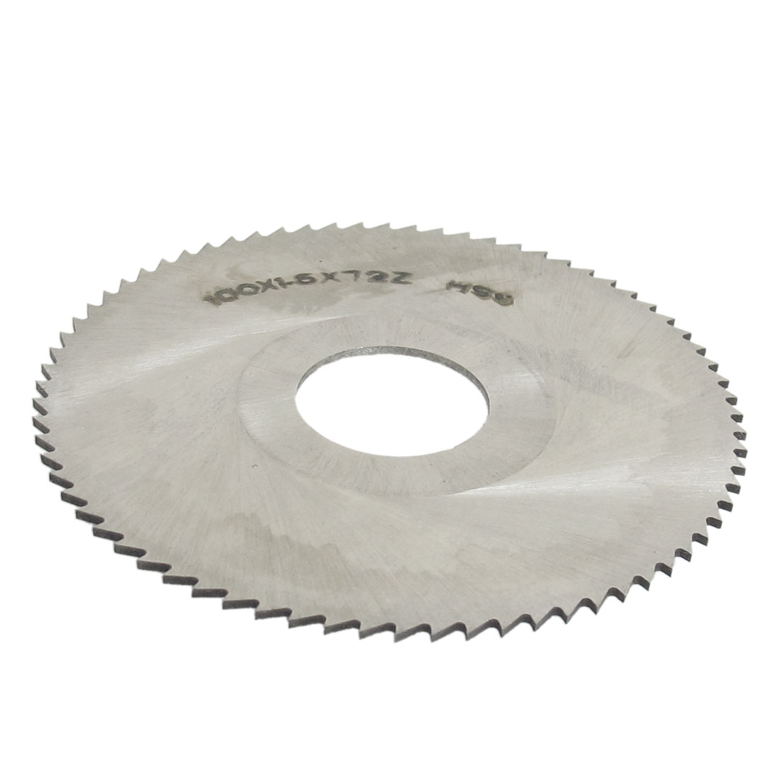 27mm Arbor Hole Dia 1.5mm Thick 72 Teeth HSS Circular Slitting Saw