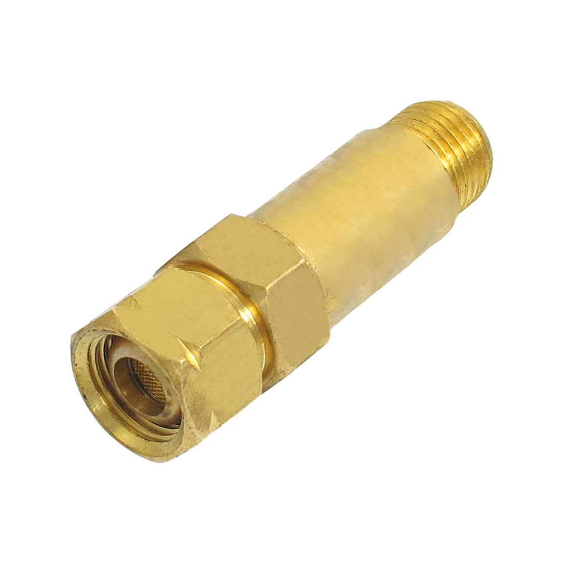 16mm Thread Diameter Dry Flashback Arrestor Acetylene Gas Check Valve