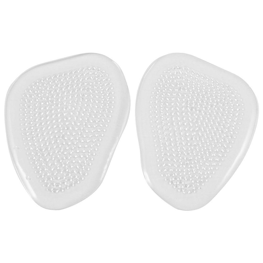 Clear Antislip Soft Silicone Ball Of Foot High Heel Shoes Cushion Metatarsal Pad
