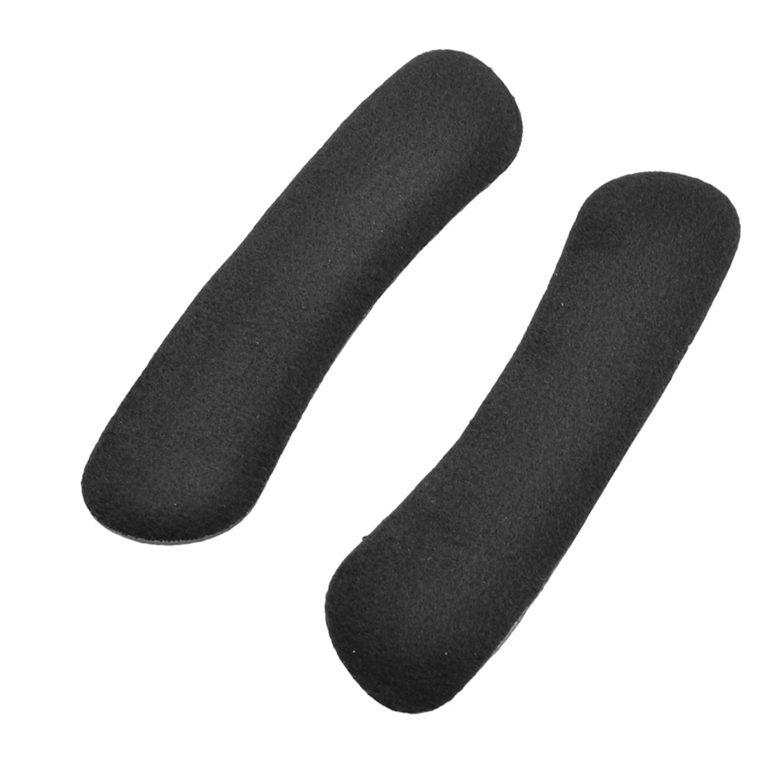 Ladies High Heel Shoes Back Pads Insoles Protector Foot Care Black Pair