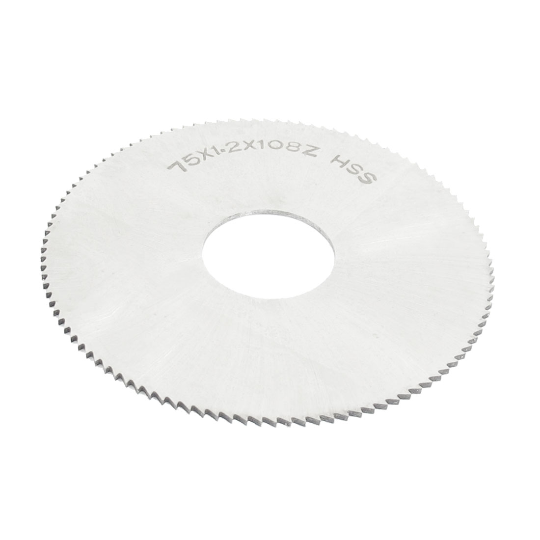 "108T 108 Tooth HSS Slitting Saw Recessing Cutter 2 15/16"" x 7/8"" x 3/64"""
