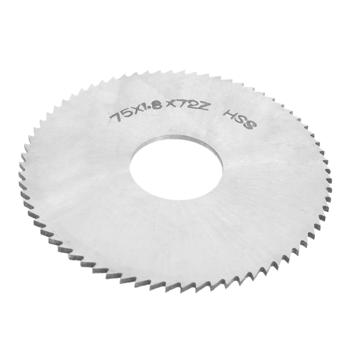 "2 15/16"" x 7/8"" x 1/14"" 72 Teeth HSS Incision Milling Slotting Saws Cutter"