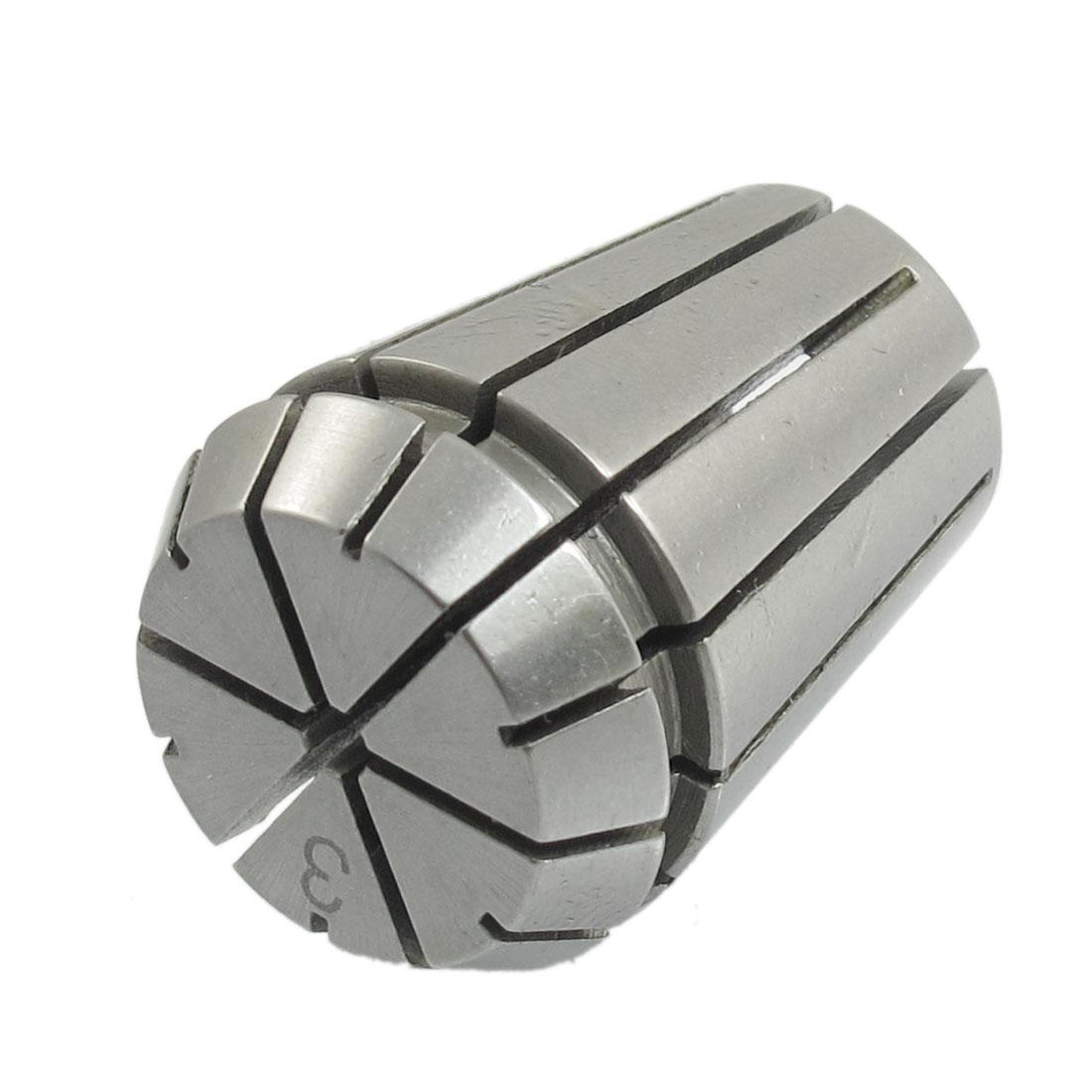 3mm Clamping Diameter CNC Milling Reaming Spring Collet Kit ER25-3