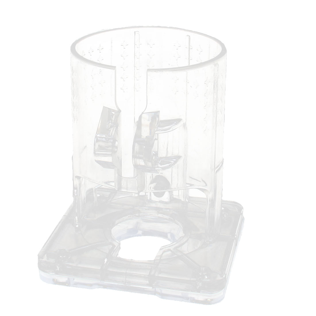 7cm Cylinder Diameter Clear Plastic Base Assembly for Makita 3703 Trimmer
