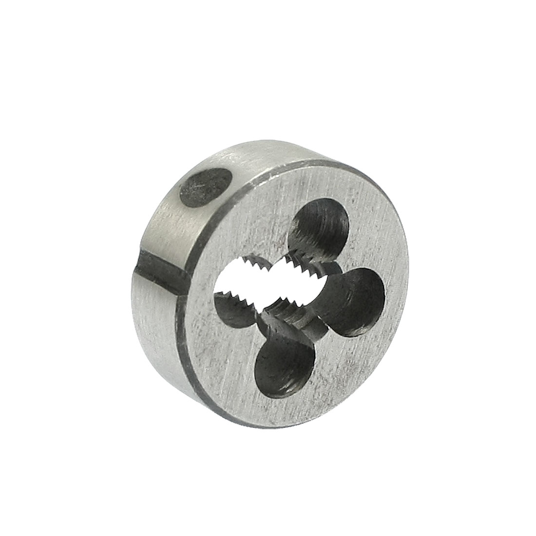 25mm Outside Dia 9mm Thick M8 Screw Thread Round Die Tool